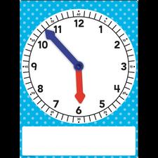 Magnetic Foam Geared Clock - Large