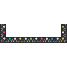 Chalkboard Brights Magnetic Pockets - Small