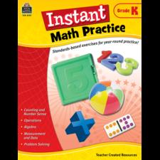 Instant Math Practice Grade K