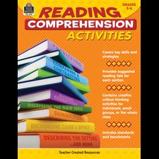 Reading Comprehension Activities Grade 5-6