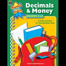 Decimals & Money Grades 3-4