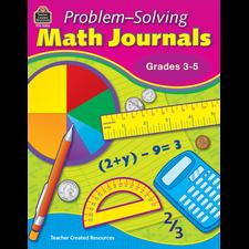 Problem-Solving Math Journals for Grades 3-5