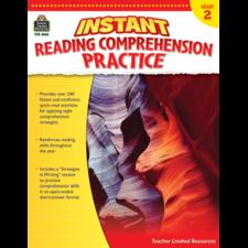 Instant Reading Comprehension Practice Grade 2