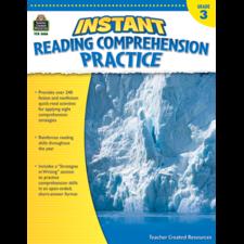 Instant Reading Comprehension Practice Grade 3