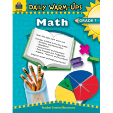 Daily Warm-Ups: Math Grade 7