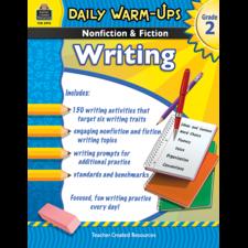 Daily Warm-Ups: Nonfiction & Fiction Writing Grade 2