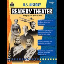 US History Readers' Theater Grade 5-8