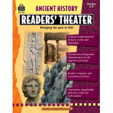 Ancient History Readers' Theater Grade 5-8