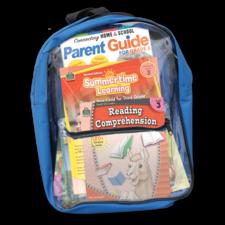 Preparing For Third Grade Backpack