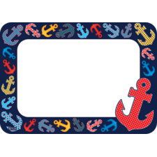 Anchors Name Tags/Labels