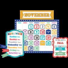 Marquee Calendar Bulletin Board