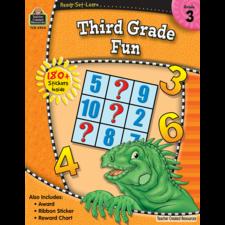 Ready-Set-Learn: 3rd Grade Fun