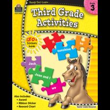 Ready-Set-Learn: 3rd Grade Activities