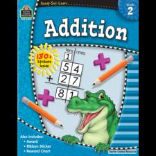 Ready-Set-Learn: Addition Grade 2