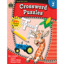 Ready-Set-Learn: Crossword Puzzles