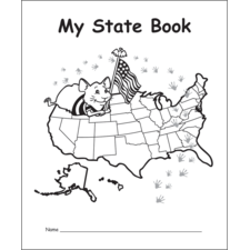 My Own State Book