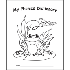 My Own Phonics Dictionary