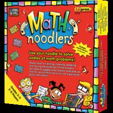 Math Noodlers Game Grades 2-3