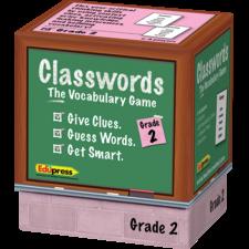 Classwords Grade 2
