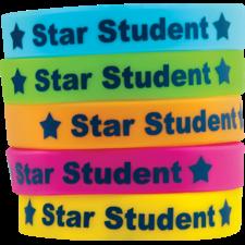 Star Student Wristbands