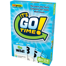 It's GO Time!  Card Game