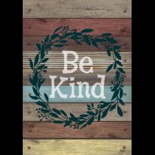 Be Kind Positive Poster