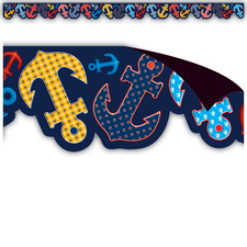 Anchors Magnetic Border