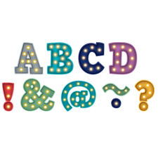 """Marquee Bold Block 2"""" Magnetic Letters"""