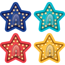 Clingy Thingies Marquee Stars Hooks