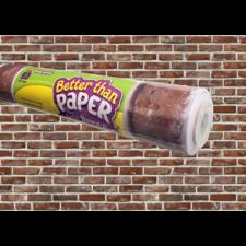 Red Brick Better Than Paper Bulletin Board Roll