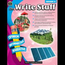 The Write Stuff Grade 4