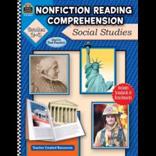 Nonfiction Reading Comprehension: Social Studies, Grades 2-3