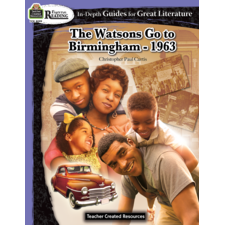 Rigorous Reading: The Watsons Go to Birmingham - 1963
