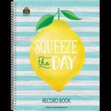 Lemon Zest Record Book