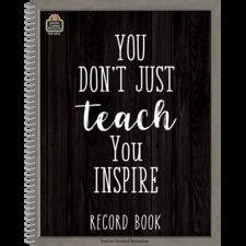 Modern Farmhouse Record Book