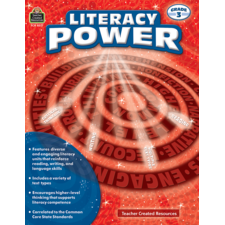 Literacy Power Grade 3