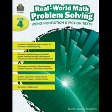 Real-World Math Problem Solving Grade 4