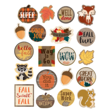Home Sweet Classroom Fall Stickers