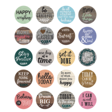 Home Sweet Classroom Words to Inspire Planner Stickers