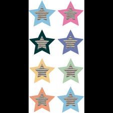 Home Sweet Classroom Stars Mini Stickers