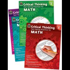 Critical Thinking: Test-taking Practice Set-Math