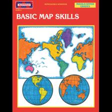 Basic Map Skills Reproducible Workbook