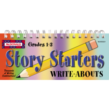 Story Starters Write-Abouts Grades 1-3