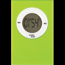 Magnetic Digital Timer - Lime