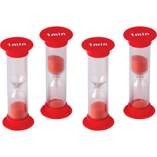 1 Minute Sand Timers-Mini