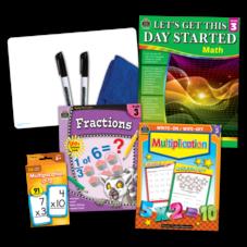 Learning Together: Math Grade 3 Set