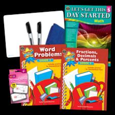 Learning Together: Math Grade 5 Set