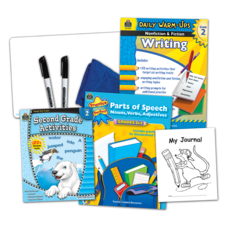 Learning Together: Writing Grade 2 Set