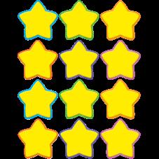 Yellow Stars Mini Accents