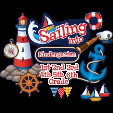 Sailing Into...Bulletin Board Display Set